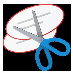 Иконка программы Ножницы Windows