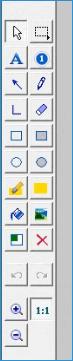 Инструменты для изменения FastStone Capture