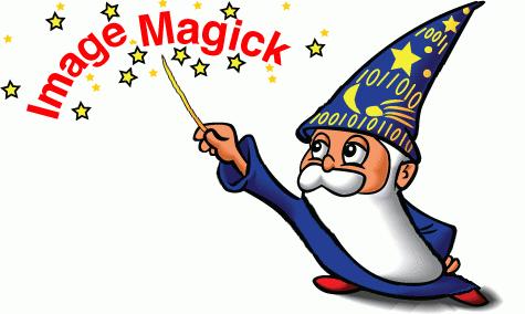 Логотип ImageMagick