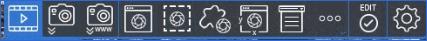 Панель 10 версии Ashampoo Snap