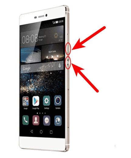 Способы создания скриншота на телефоне Хонор 7А