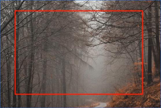 Выделение области съемки FastStone Capture