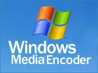 Значок Windows Media Encoder